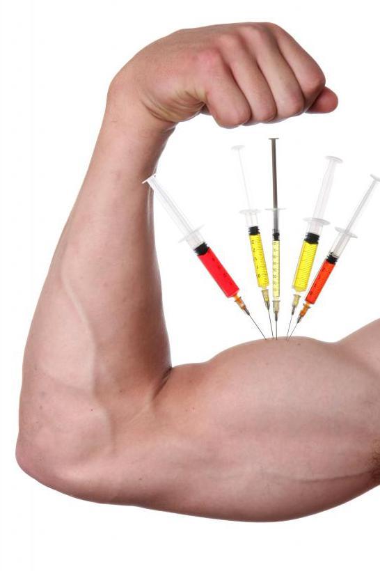 Гепатит и анаболические стероиды