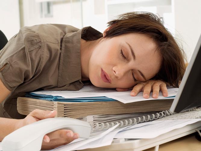 Герпес — виновник хронической усталости