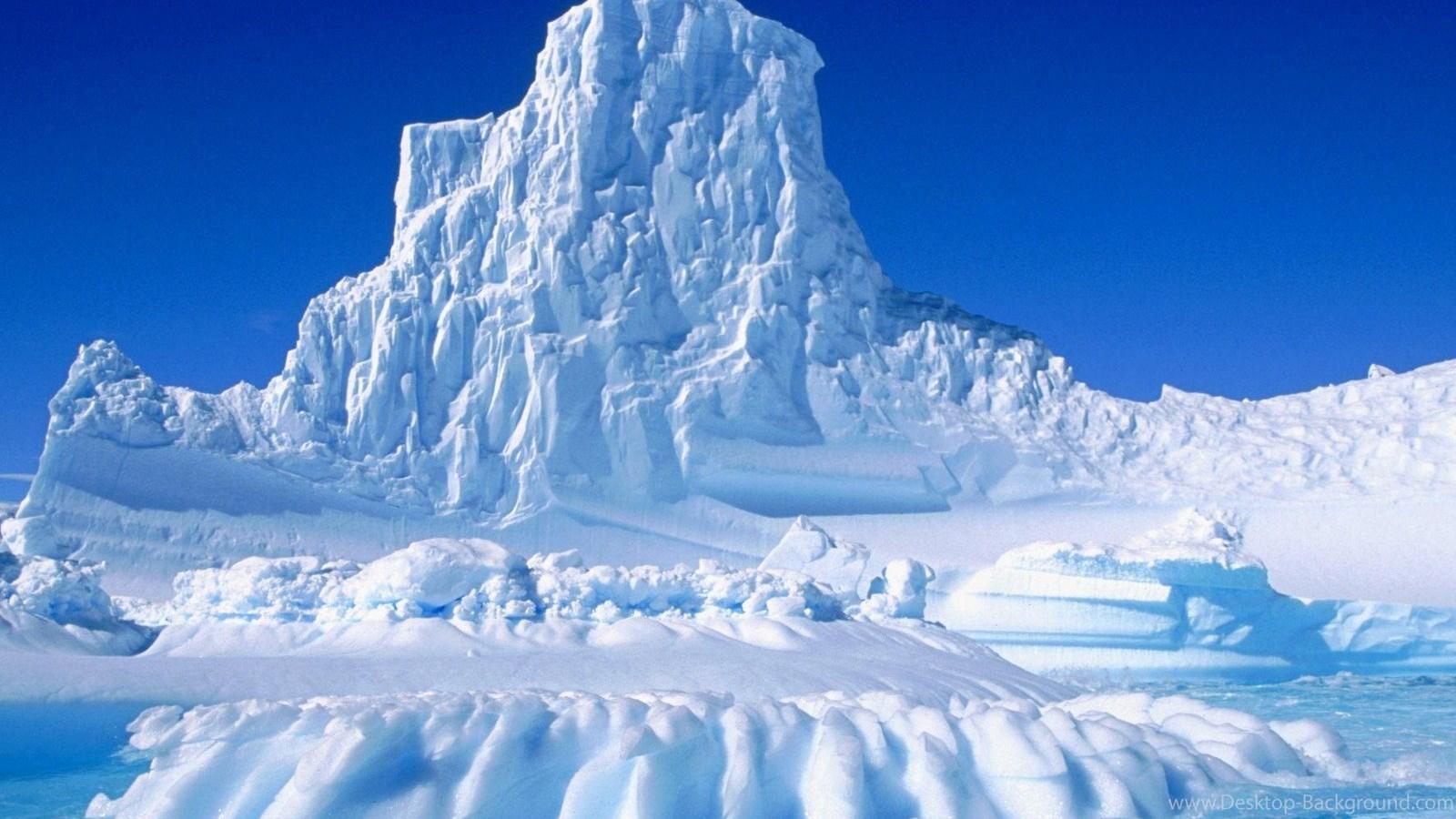 Ледники – пристанища неизвестных вирусов