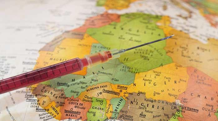 Смертельно опасная инфекция - натуральная оспа
