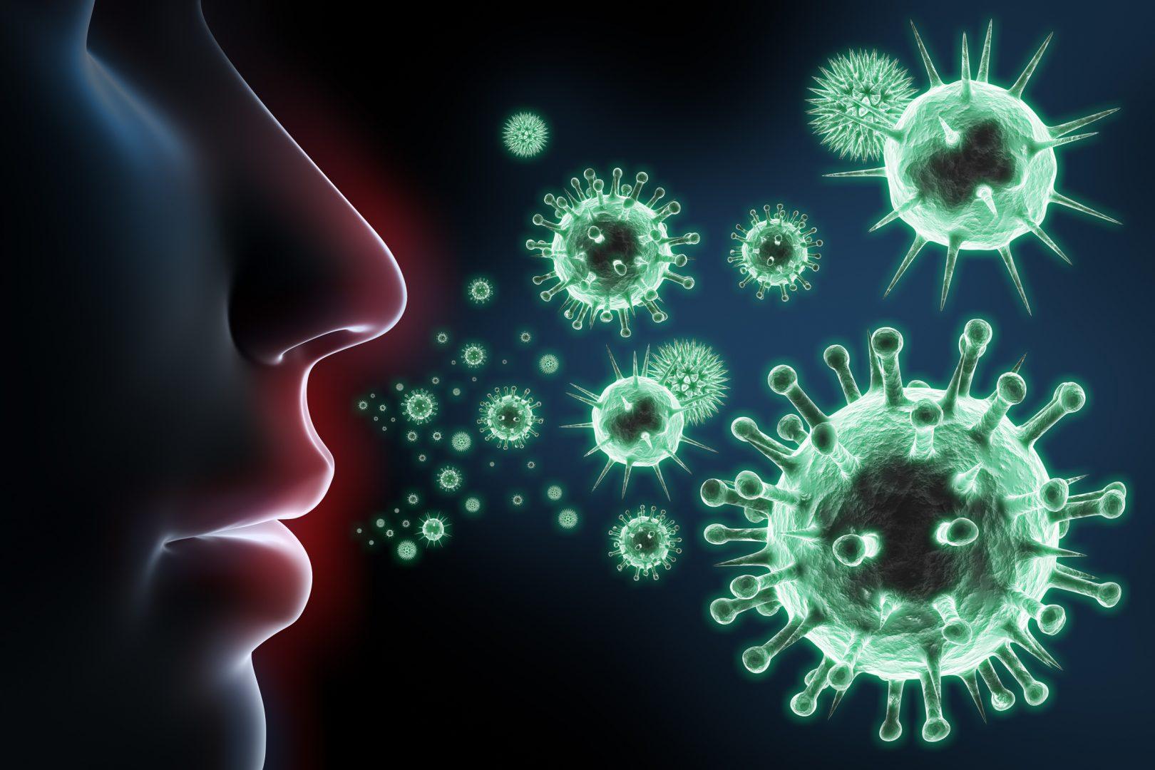 Лучший друг вируса гриппа - низкая влажность