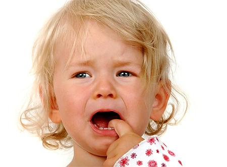 Герпес у дітей та немовлят – рецидиви, причини, загострення | Вірус Стоп
